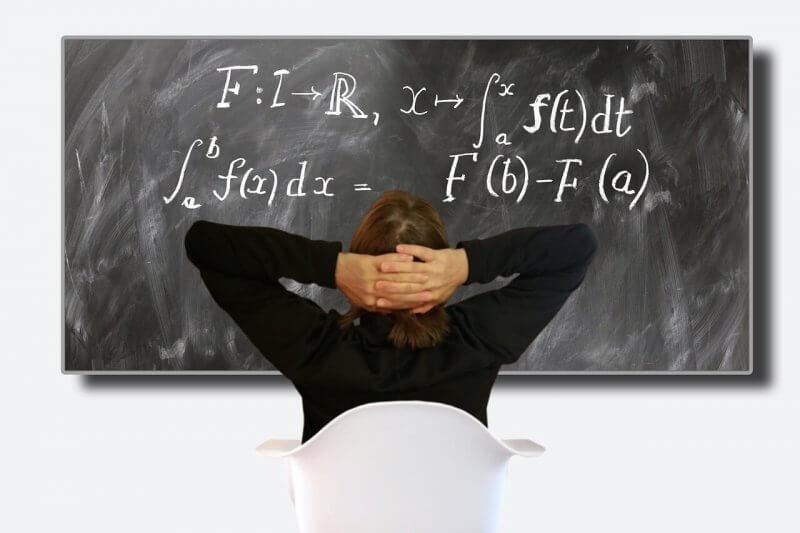 Intergration Mathematics Formula