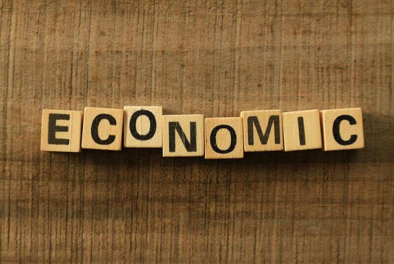 Economics lettering