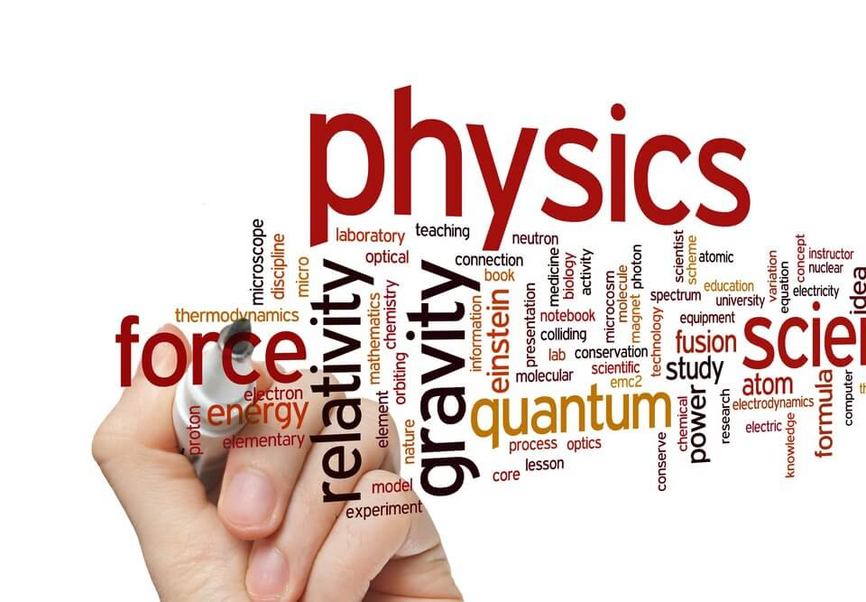 Physics science subject